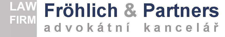 Fröhlich & Partners, advokátní kancelář s.r.o.